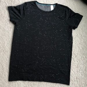 Black Speckled Ivivva Shirt
